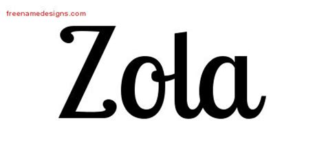design zola zola archives free name designs