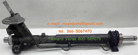 sterzo a cremagliera il rigeneratore 7m3422061a seat alhambra scatola sterzo