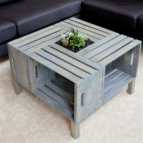 Incroyable Palette Bois Deco Jardin #5: meuble-en-palette-table-basse-design.jpg