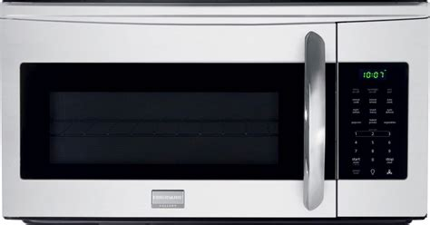 Microwave Oven frigidaire fgmv175qf 30 inch the range microwave oven