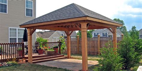 Roof Building Plans by Cabanas Gazebos Pa Custom Builders Lancaster County