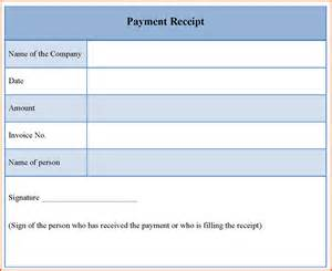 Paid Receipt Template by Doc 12751650 Paid In Receipt Template Paid In