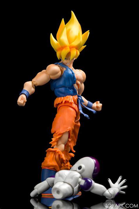 Shf Goku Awakening toyark s saiyan goku warrior awakening in photo