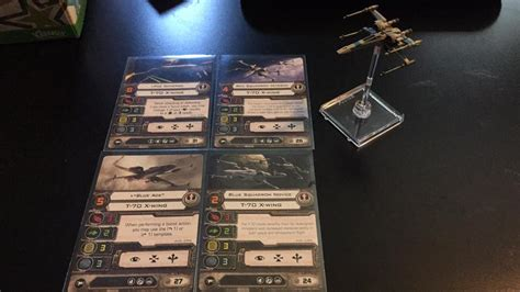 X Wing Pilot Card Template by Wars X Wing Miniatures The Official Thread