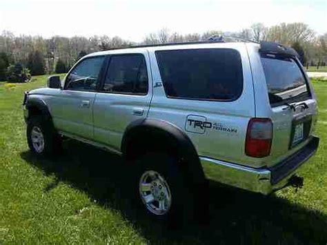 1999 toyota 4runner sr5 4wd moonroof trd sport pkg buy used 1999 toyota 4runner sr5 trd supercharged in louisville kentucky united states