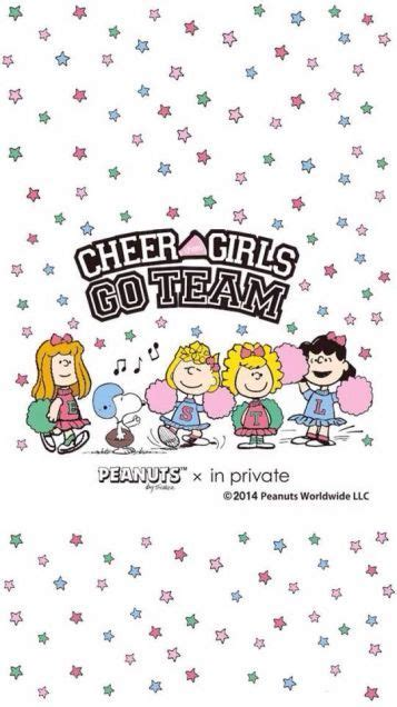 Cheers To Peanuts by Snoopy Cheer And Peanuts On