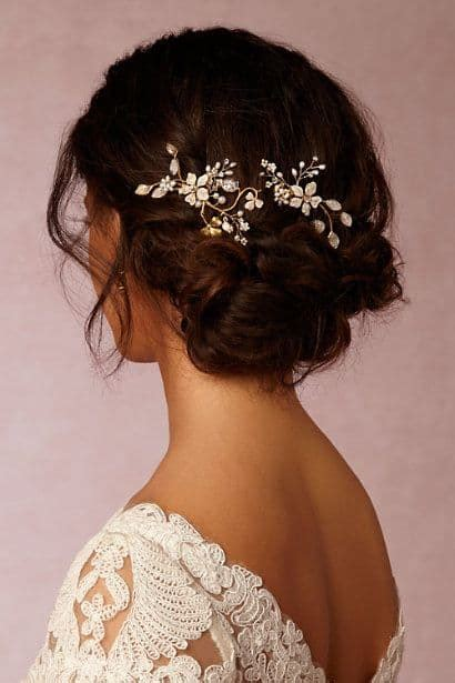 Wedding Hairstyles For Winter winter wedding hairstyles best photos page 3 of 4