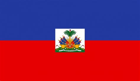 what are the colors of the flag what do the colors and symbols of the flag of haiti