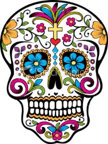 pleaded skirts 15 spectacular day of the dead sugar skull tattoos