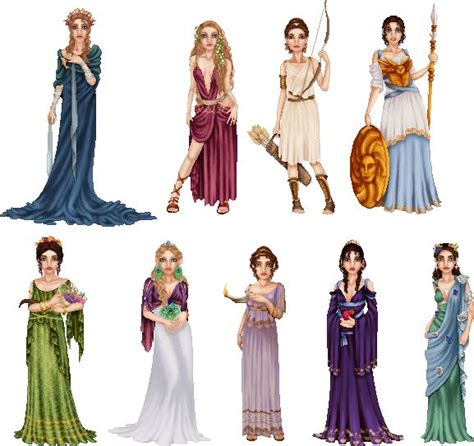 greek goddess names and pictures pinterest the world s catalog of ideas
