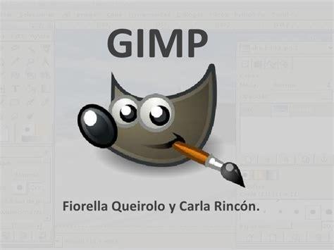 gimp tutorial powerpoint power point gimp