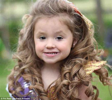 average hair for 3 year old трехлетняя девочка помешана на конкурсах красоты блог