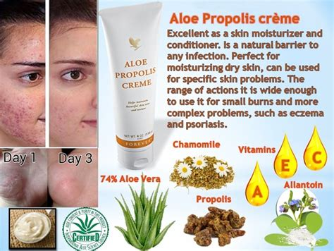 Harga Skin Forever khasiat aloe vera forever aloe propolis creme krim