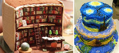 21 creative cakes that blur the line between confectionery