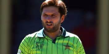 Shahid afridi listed in world top 20 charitable sports person web pk