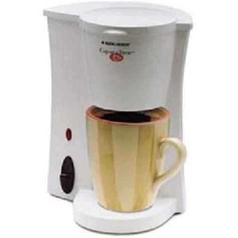 Coffee Maker Jakarta harga spesifikasi black and decker dcm25 b1 personal
