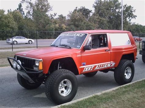 Baja Xj S Jeep To Prerunner Build Thread Jeep Xj