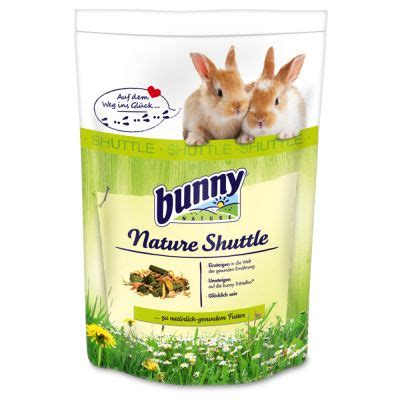 bunny nature shuttle free p p on orders 163 29 at zooplus