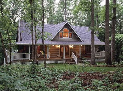 livingston log home plan by honest abe log homes inc