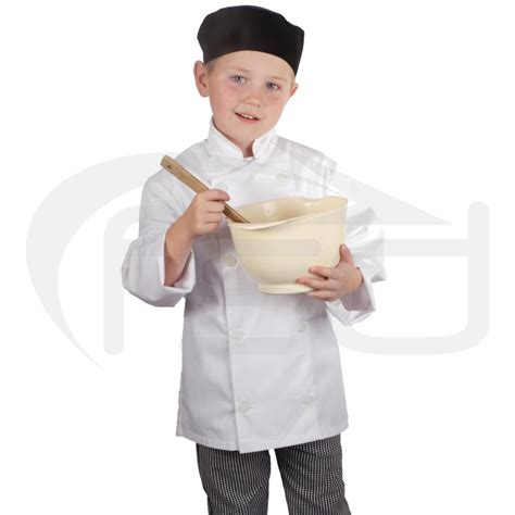 Sweater Chef chef jacket white chefswear clothing biz e kidz