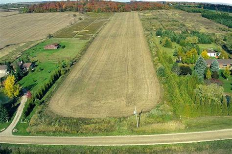 Acre Land | east garafraxa land 10 acres with hardwood forest at rear