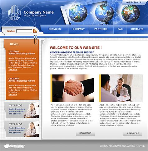 business consulting website templates business consulting web template poweredtemplate