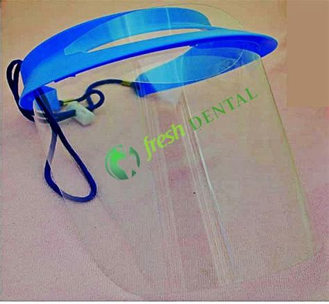 dental face shield mask protection mask clear anti fog