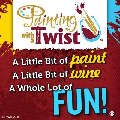 paint with a twist richardson painting with a twist classes dallas