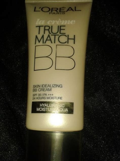 L Oreal True Match Bb l oreal true match skin idealizing bb review