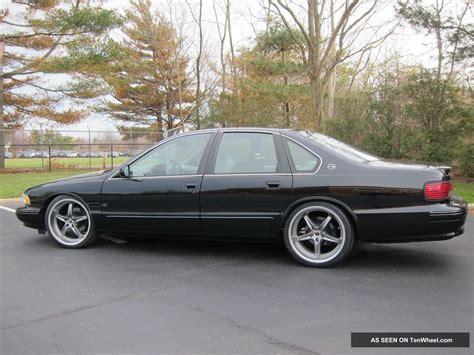 1995 chevrolet impala ss service manual 1995 chevrolet impala ss caprice id 22089