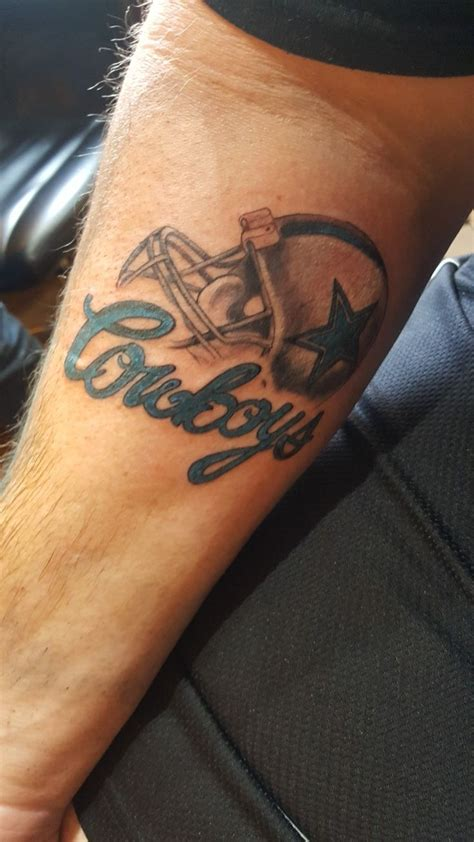 dallas tattoos designs top 25 best dallas cowboys ideas on
