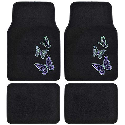carpet car floor mats like carpet car floor mats embossed neon purple green