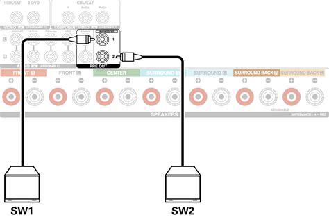 wonderful passive subwoofer wiring diagram photos