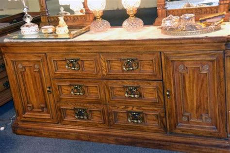 5pc bedroom set by burlington house furniture