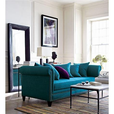 Teal Colored Couches teal blue amazing for the home