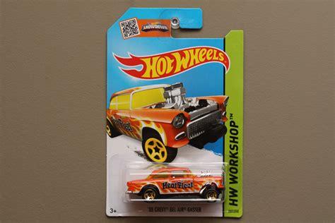Sale Wheels 55 Chevy Bel Air Gasser Orange Mtf36 wheels 2015 hw workshop 55 chevy bel air gasser orange