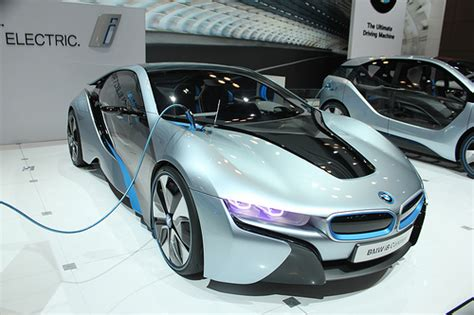 cool electric cars electric car cool concept car tho flickr