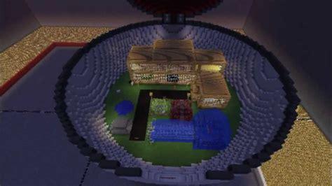 inside of a inside a pokeball minecraft