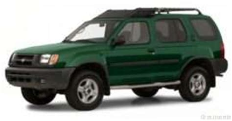 2001 nissan xterra exterior paint colors and interior trim colors autobytel
