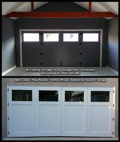Garage Door Conversion To Doors by Folding Doors Folding Doors Garage