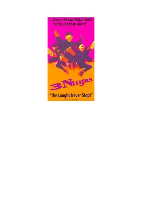 film komedi live stream 3 ninjas 1992 online streaming 1080p film action komedi