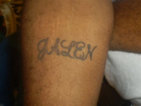 jalen rose tattoos jalen my picture