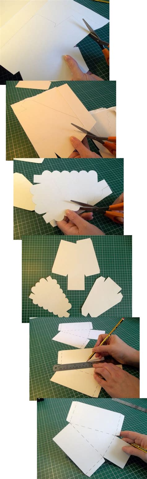 How To Make Paper Stronger - things to make and do cake slice box