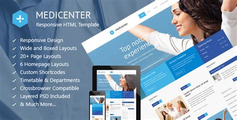wordpress themes healthcare free medicenter responsive medical health template by