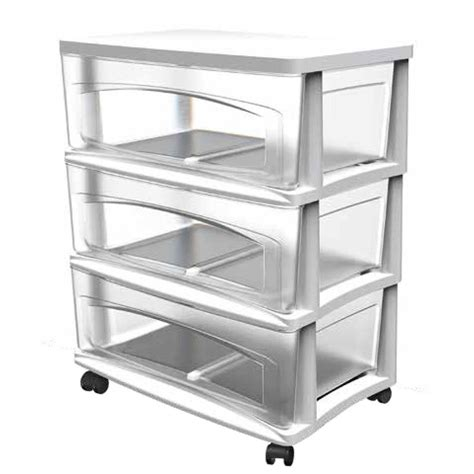 shop style selections 21 75 in x 24 625 in 3 drawer white