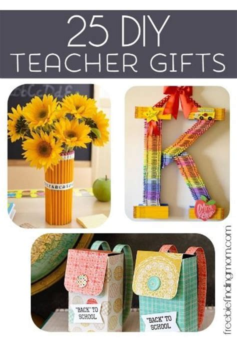 diy crafts for teachers special gifts and teaching on