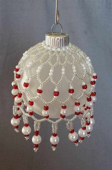 bead ornaments 2392 best beaded ornaments images on