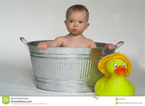 sitting bathtub for babies tub baby royalty free stock photos image 2460708