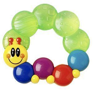 Pur Water Filled Teether 6m baby teething rings www pixshark images galleries