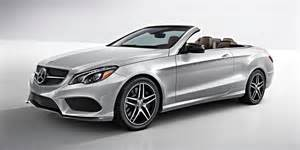 Convertible Mercedes E Class Cabriolet Mercedes